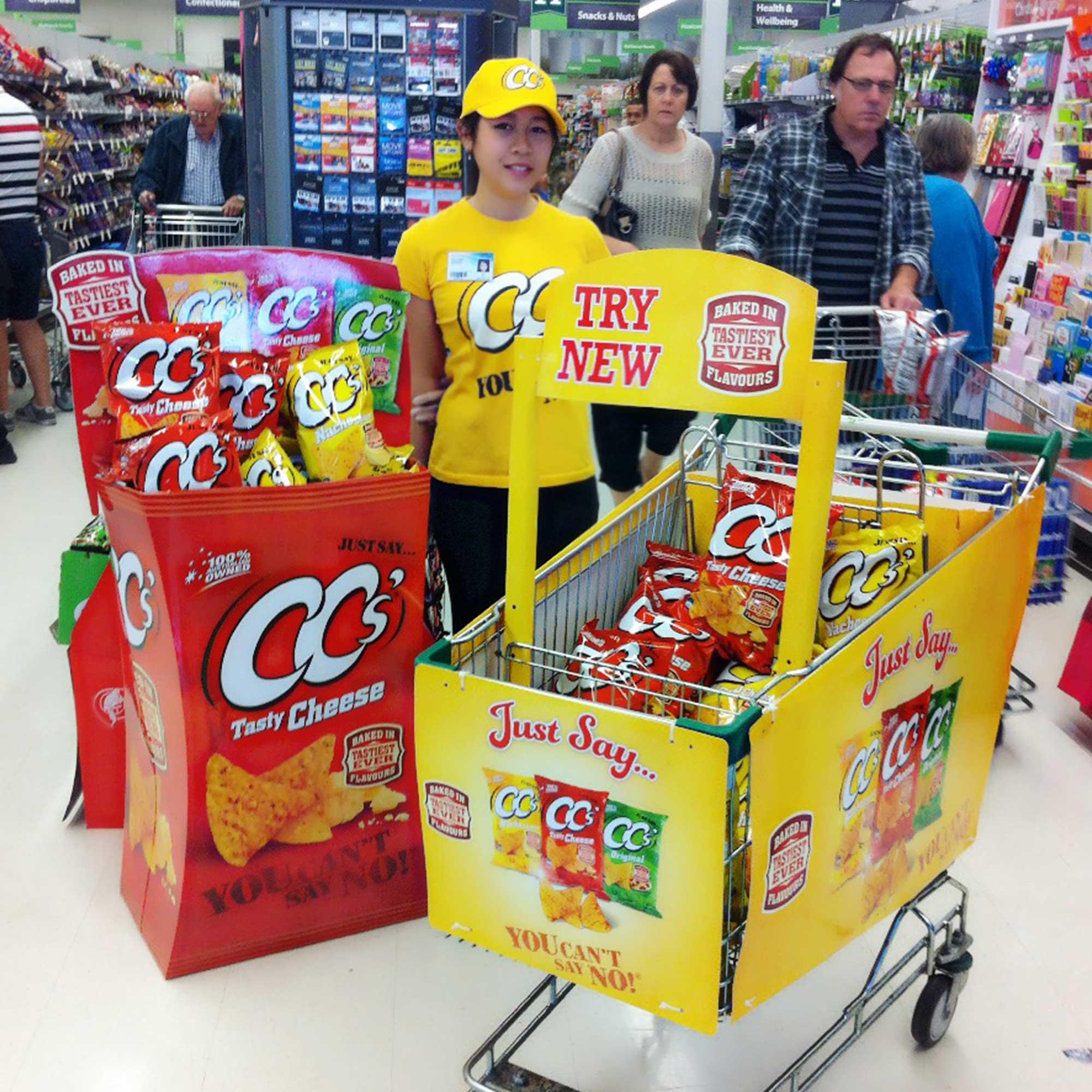 Snack Brands 'CC's'