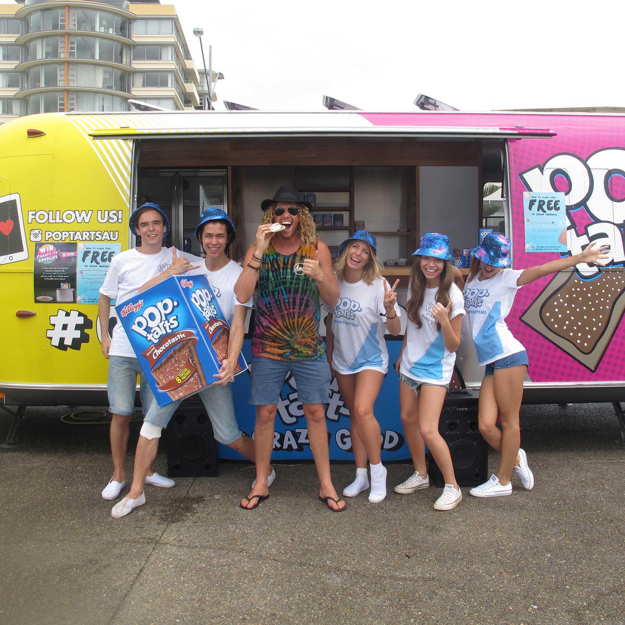 Kelloggs 'Pop Tarts'