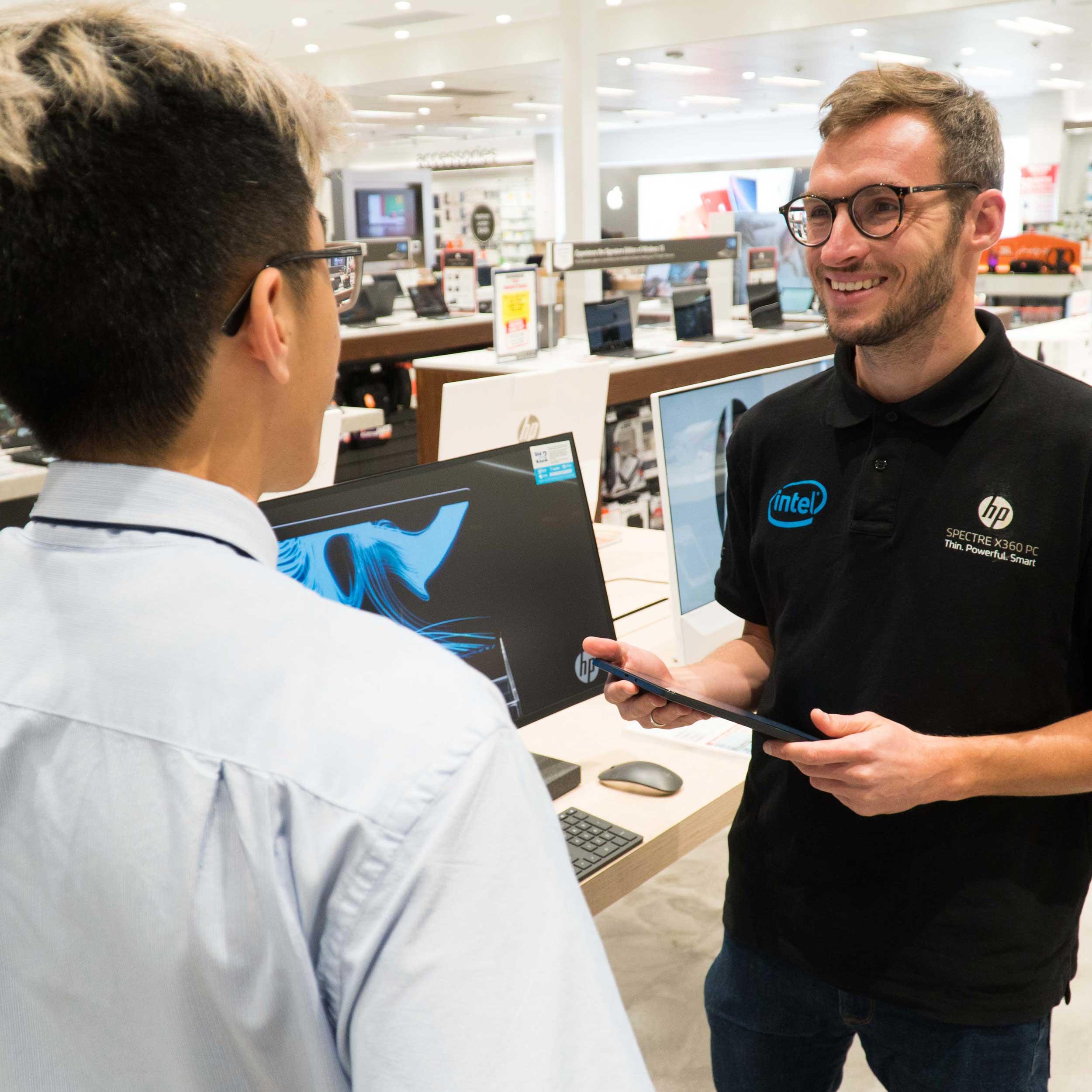 HP Promoter Program