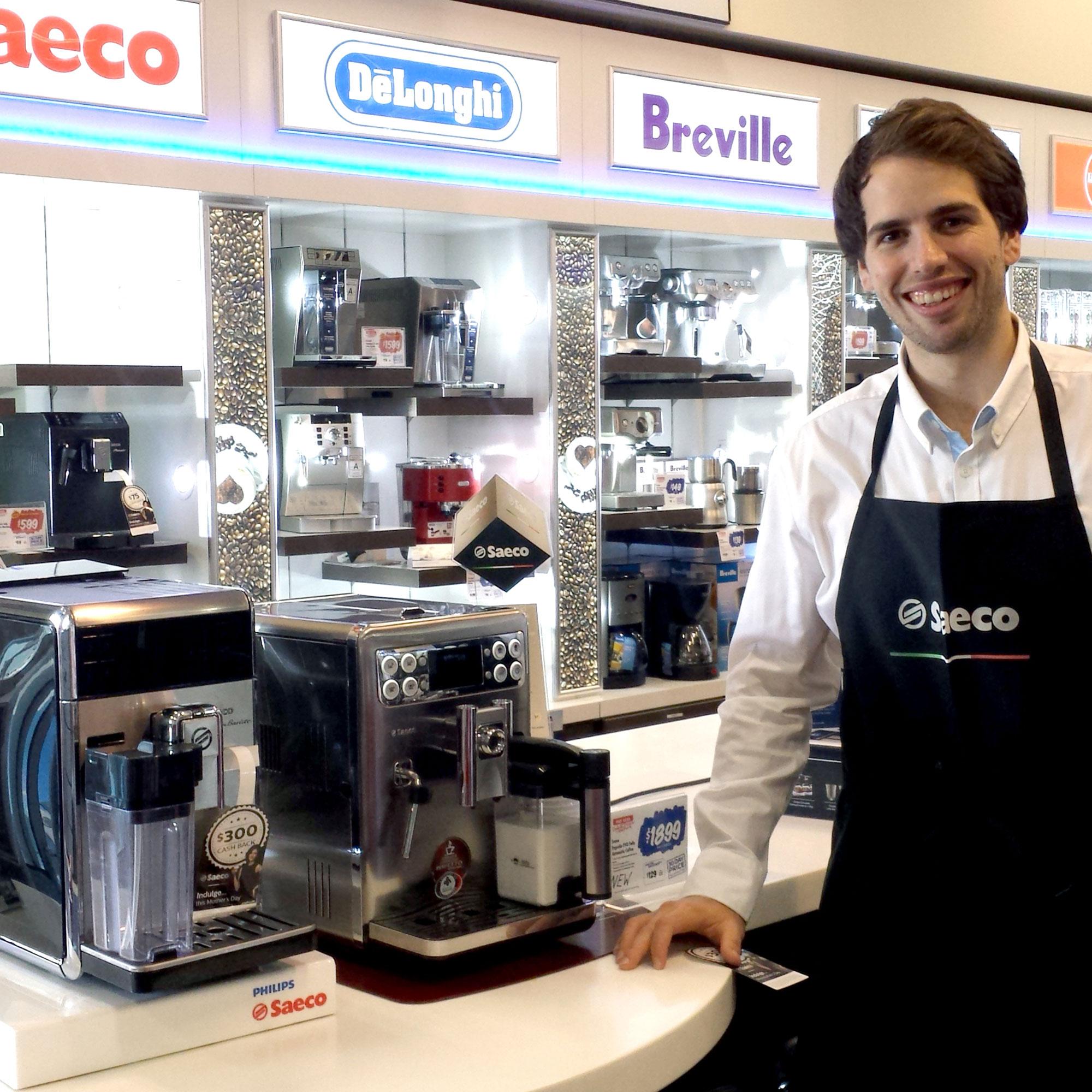 Philips 'Saeco' Coffee Machines
