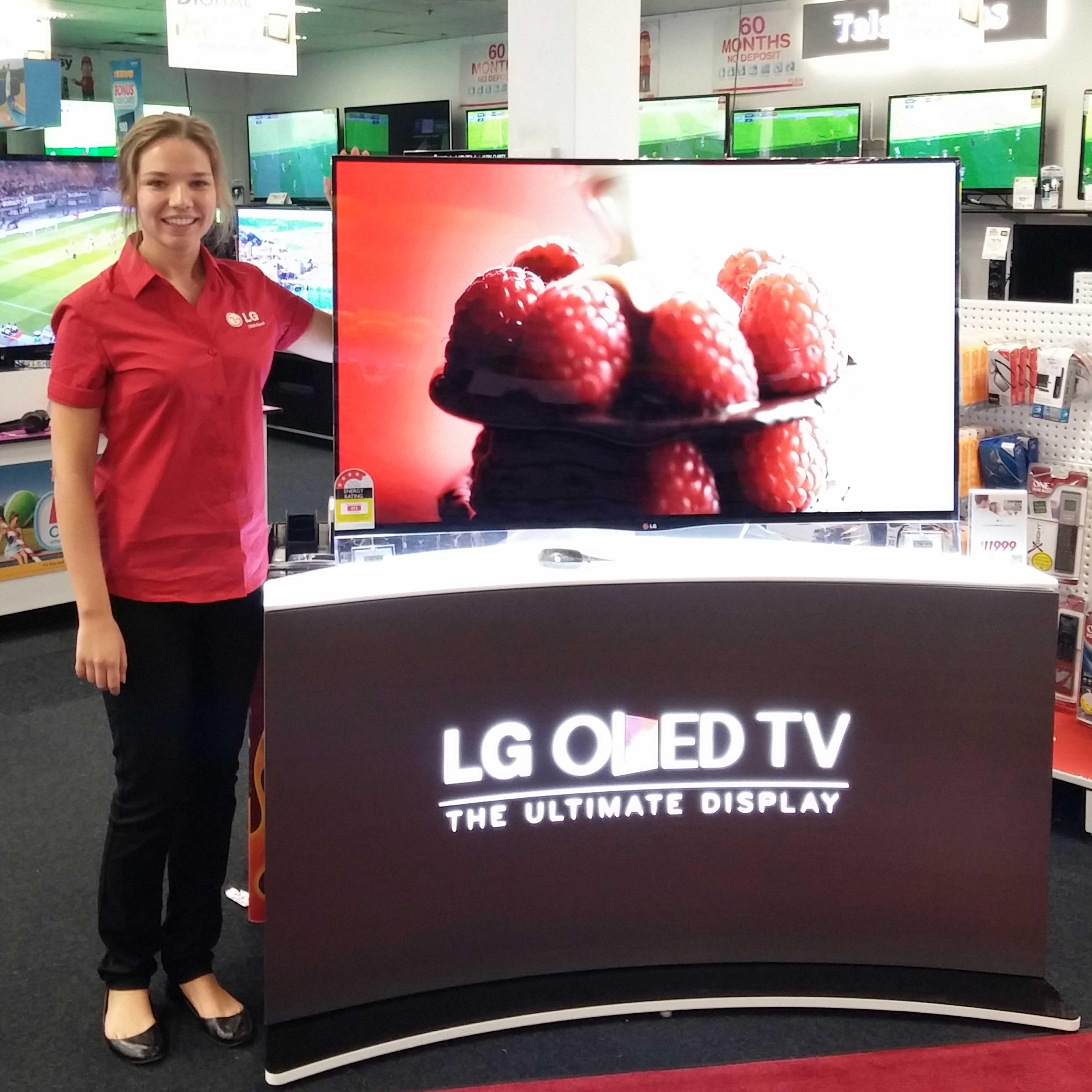 LG 'OLED' TVs